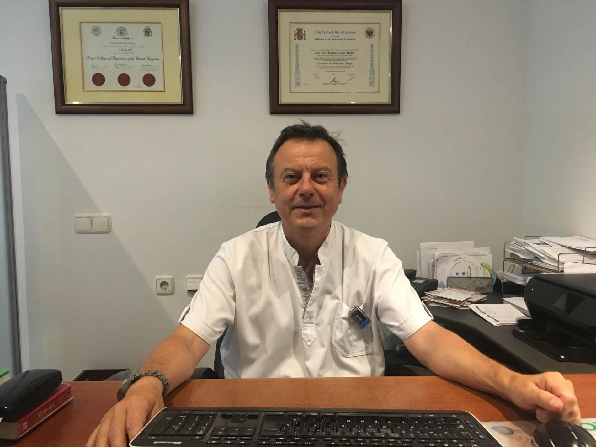 Dr. López Mañas